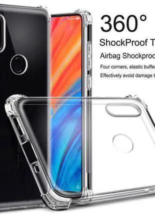 Силиконовый чехол для смартфона Xiaomi Redmi Note 7 / Note 7 Pro
