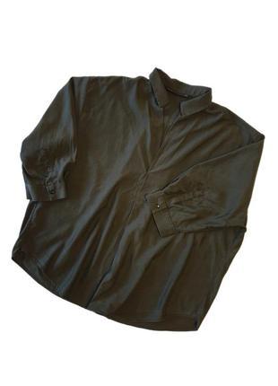 Блуза милитари zara woman.