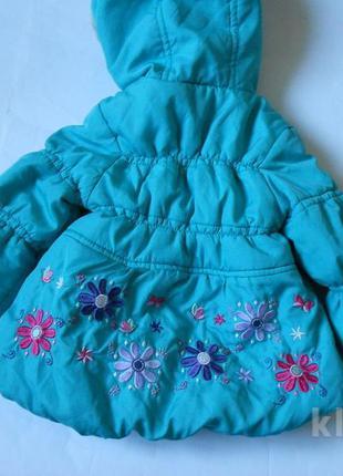 Демисезонная куртка на 1-2 годика