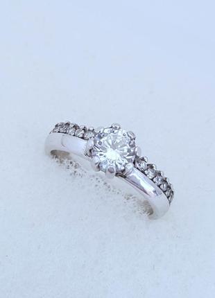 Серебряное кольцо 925 проба, 14.5 и 15 размер