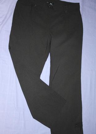 Удобные прямые штаны брюки в стиле кэжуал, 22 р.