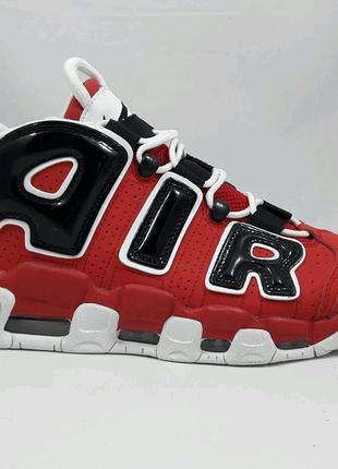 "Nike Air More Uptempo ""Rad - Black"" р40,41"