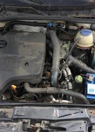 VW Caddy 1.9TDI-двигатель