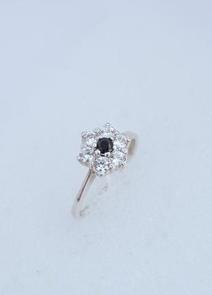 Серебряное кольцо 925 проба, размер 15 и 16