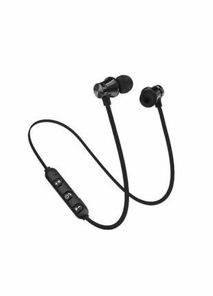 Bluetooth наушники гарнитура BM2 черные