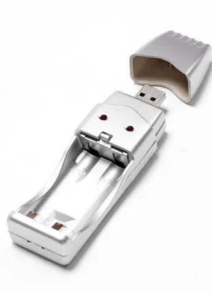 USB зарядное устройство зарядка для aaa aa батареи