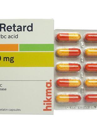 Витамин C-Retard 500 mg c Египта