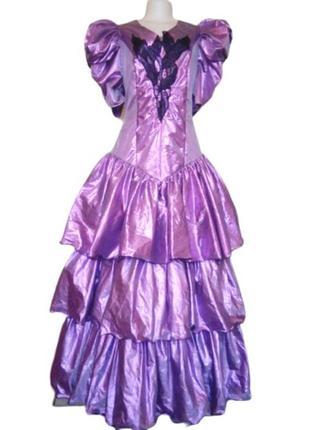 Роскошное фиолетовое свадебное платье weise festmoden,  германия
