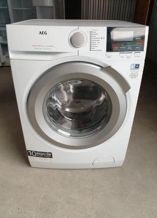 Пральна/стиральная/машина AEG lavamat 6000 Series ProSense 8 KG