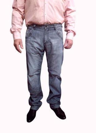 Мужские рваные джинсы  j mardoc jeans, на большой размер и рост