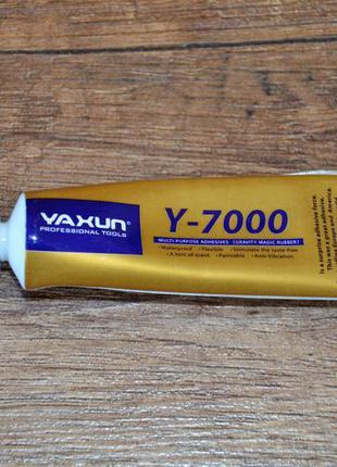 Клей прозрачный для тачскринов yaxun y7000 15 мл