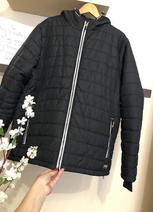 Очень стильная мужская куртка пуховик, куртка демисезонная, ку...