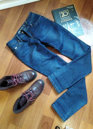 Утеплённые джинсы  турция