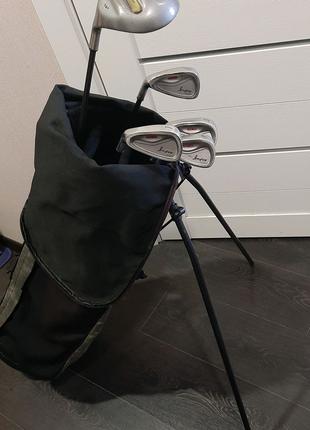 Набор клюшек для гольфа  левосторонние Impex Tour OS-2.
