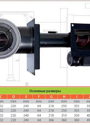 Механизм подачи топлива Pancerpol PPS Duo 50 кВт