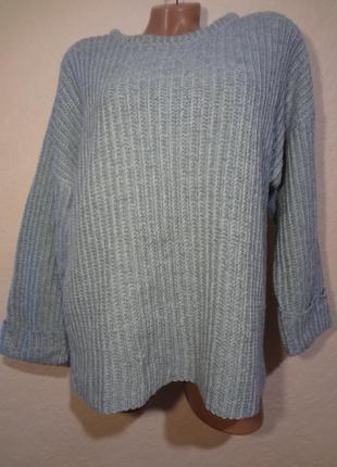 Классный свитер оверсайз pull&bear