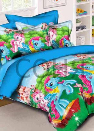 Комплект подросткового постельного белья