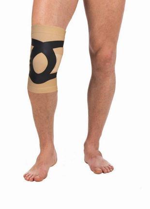 Бандаж на коленный сустав с усиливающими лентами Тривес Т-8521 XL