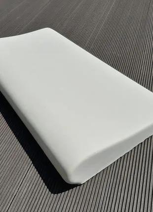 Копинговый камень 30х50 см, бортовой камень для бассейна