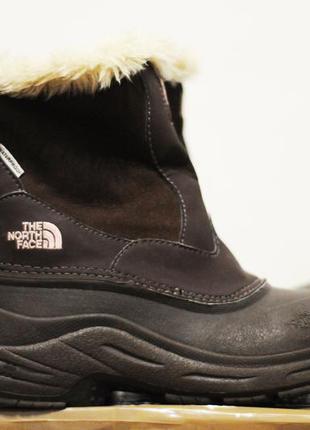 36/22.5 см, женские зимние ботинки the north face водонепрониц...