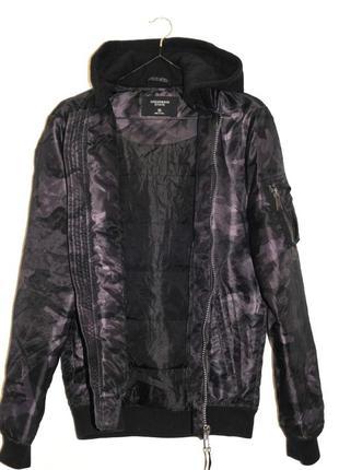 Cedarwood state мужская куртка осенняя на синтепоне, хаки мили...