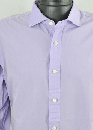 Polo ralph lauren мужская рубашка, сорочка чоловіча формальная...
