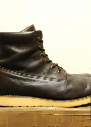 **sale!** мужские ботинки кожа черевики осень/весна шкіряні ве...