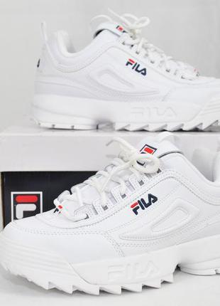 Оригинал! fila disruptor ii 2 premium женские кроссовки фила, ...