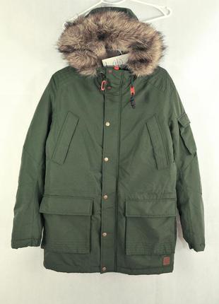 Jack jones, мужская зимнаяя парка, чоловіча зимова куртка hm а...