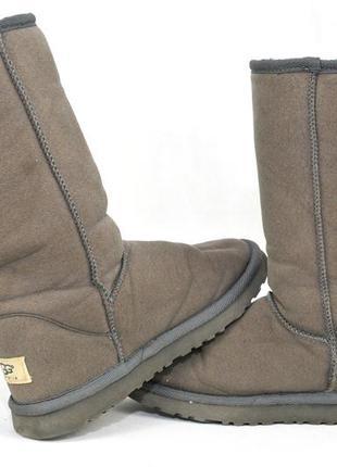 Ugg australia, женские зимние ботинки валенки угги, на меху, р...