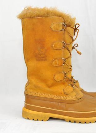 Sorel jack, мужские зимние ботинки сапоги -40c, ботинки, сноуб...
