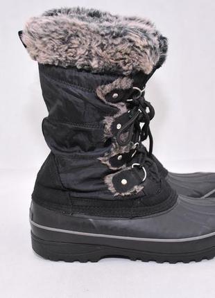 Khombu canada, женские термо ботинки сапоги сноубутсы, kamik з...