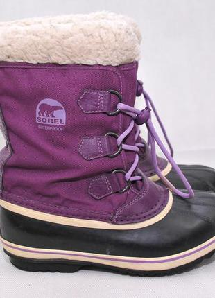 Sorel  canada, женские ботинки термо сапоги сноубутсы, hm зимо...