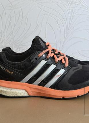 Спортивные кроссовки adidas questar boost ( фитнесс, для бега)