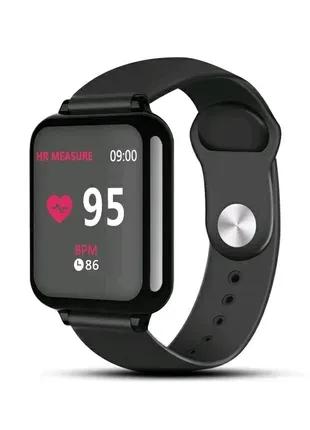 B57 Smart Watch, Смарт часы, фитнес трекер, фитнес браслет, часы