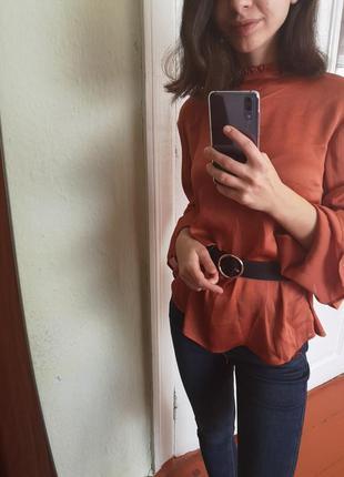 Праздничная блуза