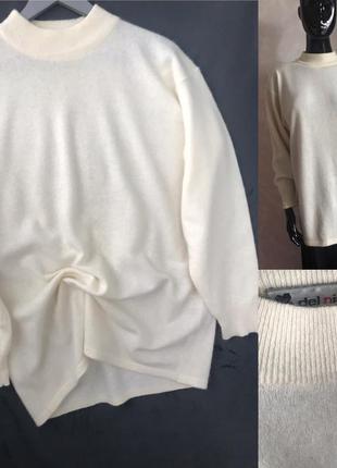 Шикарный удлинённый свитерок s