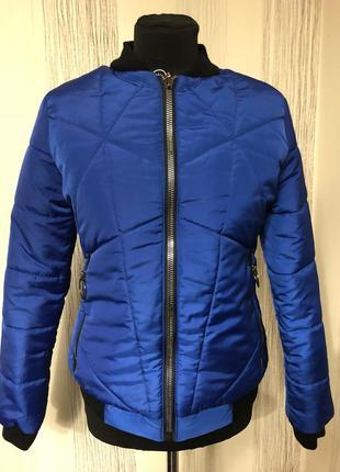 Куртка-бомбер 42-50 розміри
