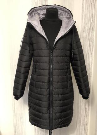Демісезонна курточка 46-54