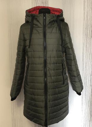 Демісезонна куртка 46-54 рр