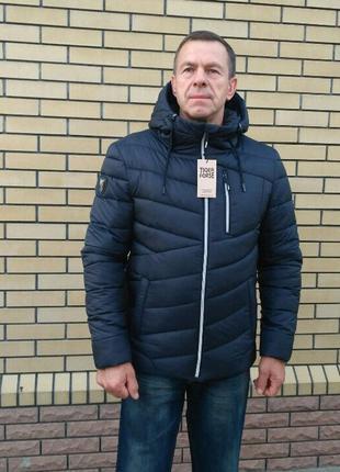 Зимова куртка 50-56 рр