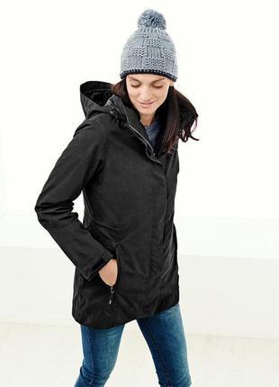 Высокотехнологичная теплая куртка 3в1, ecorepel®,мембрана 3000...