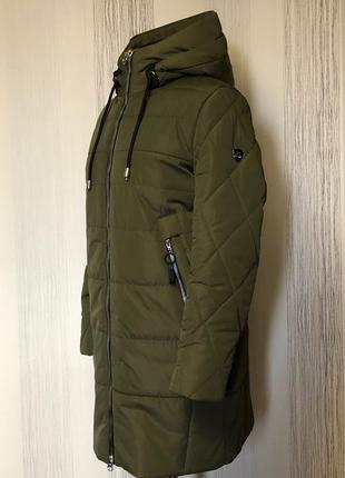 Демісезонна курточка 44-60 розміри