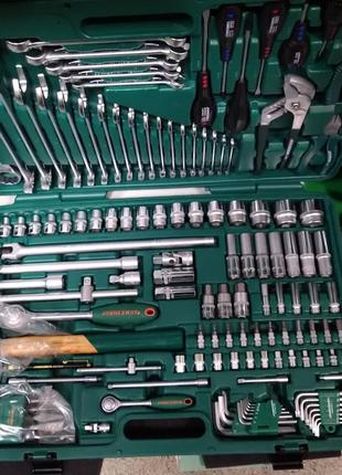 Набор инструментов Jonnesway S04h524128s 128 предметов