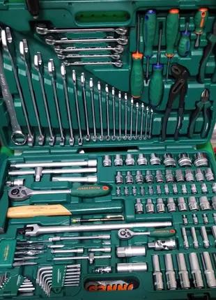 Набор инструментов Jonnesway S04H524127S 127 предметов