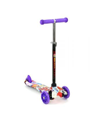 Самокат трехколёсный «Best Scooter Mini»