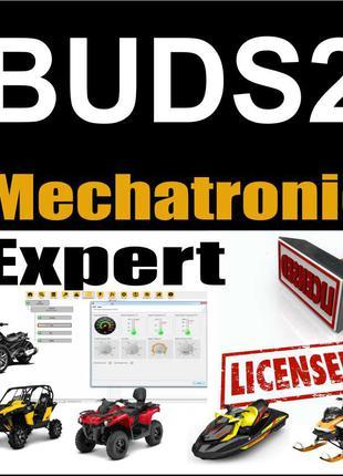 BRP adapter MPI-3+лицензии Mechatronic Expert и Megatech 10 лет