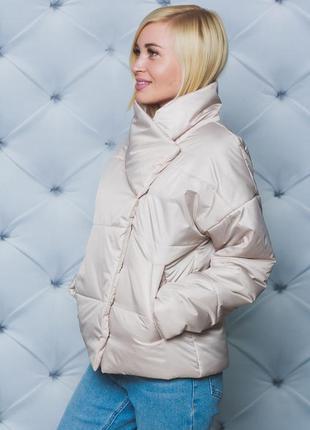 Женская куртка деми демисезонная