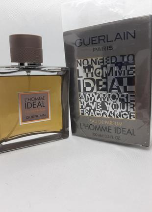 ⭐⭐оригинал ⭐⭐100 мл  guerlain l'homme ideal  парфюм древесный