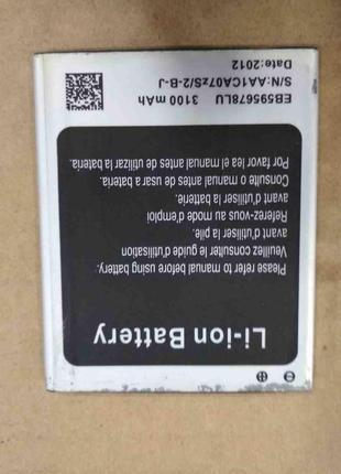 Аккумуляторы к мобильным телефонам Б/У Аккумулятор для мобильн...